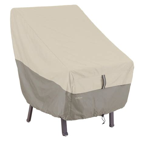 patio chair slipcovers classic accessories belltown outdoor highback