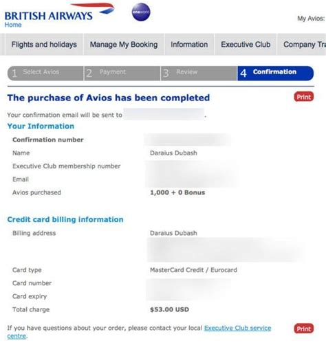 British Airways Gift Card - barclaycard arrival airline redemptions million mile secrets