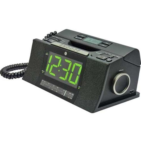cordless phone clock radio check out ge 29298fe1 corded bedroom phone with cid radio alarm