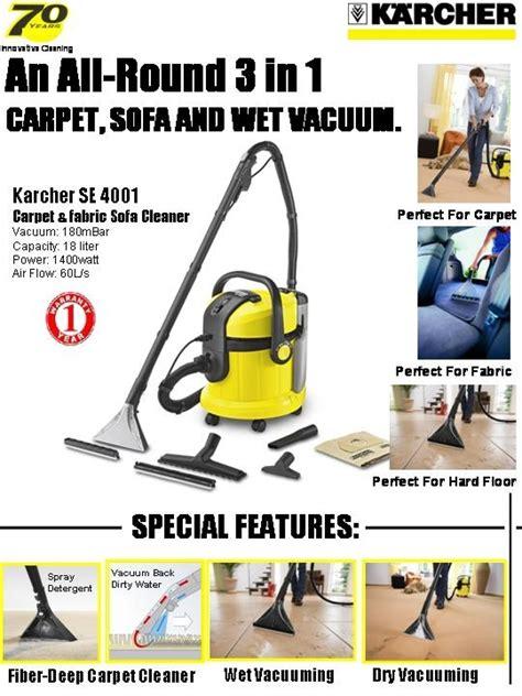 Vacuum Cleaner Karcher Se 4001 karcher se 4001 carpet upholstery vacuum cleaner