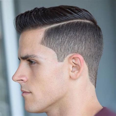 hair under cut with tapered side best 20 side part fade ideas on pinterest side part