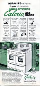 1950 kitchen appliances 1952 caloric gas range ad 1950s kitchen appliances retro