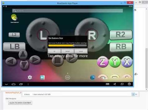 bluestacks joypad bluestacks ps4 remoteplay with usb ps4 controller youtube