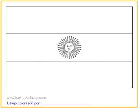bandera de argentina para colorear para imprimir gratis dibujo de bandera de argentina para colorear e imprimir