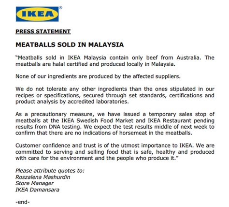 Meatball Ikea Malaysia ikea s swedish meatballs recipes dishmaps