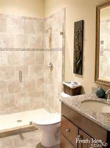 bathroom shower ideas pictures the real deal 9 months in our house tour