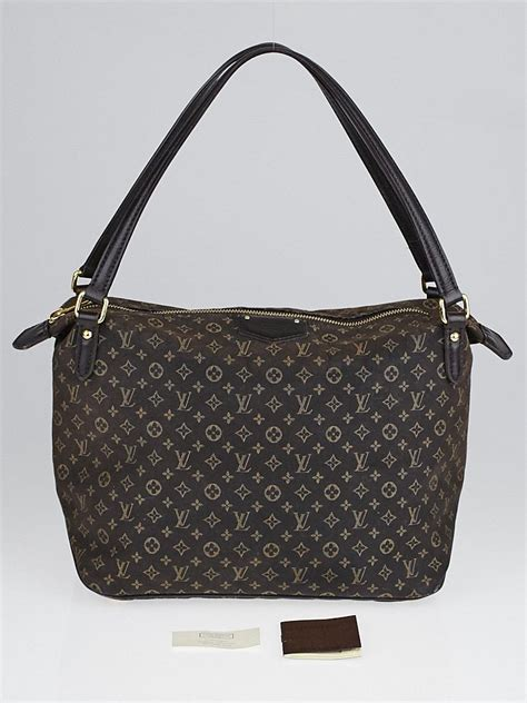 louis vuitton fusain monogram idylle canvas ballade pm bag