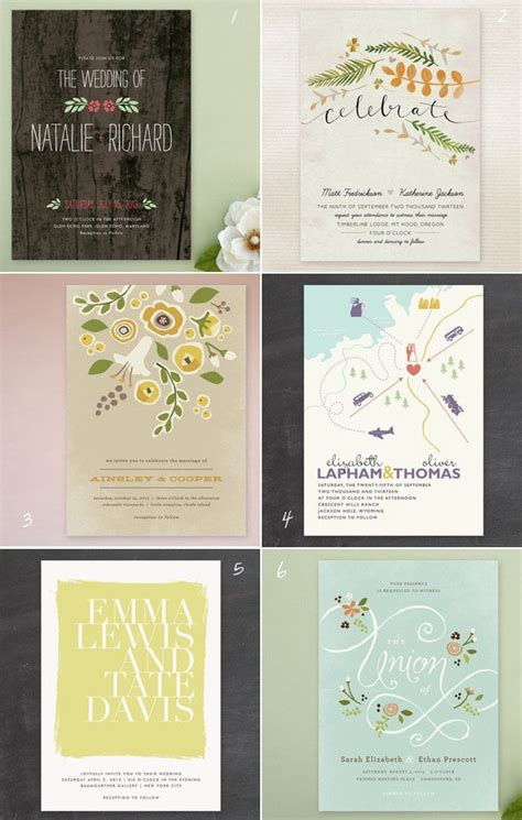 Wedding Invitations Minted wedding stationery from minted the sweetest occasion