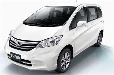 Tv Mobil Untuk Honda Freed harga mobil honda freed dan spesifikasi detailmobil