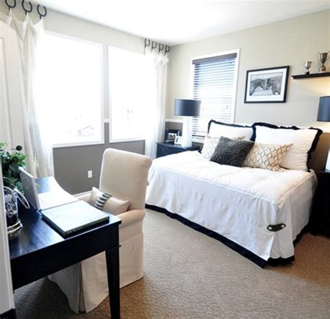 small guest room small space solutions home offices centsational