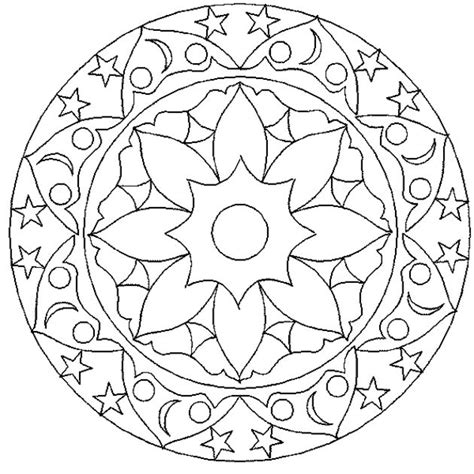 free coloring pages of stress relieving geometric coloring page stress relief pinterest