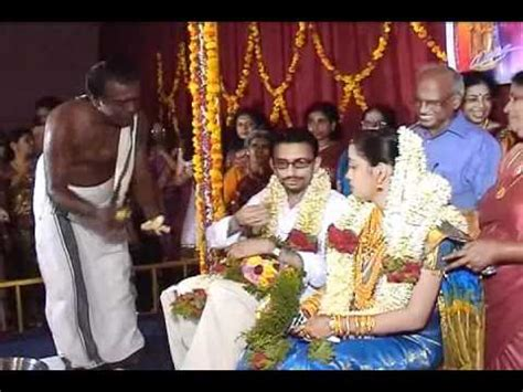 nithya menon wedding photos asish and nithya wedding wmv