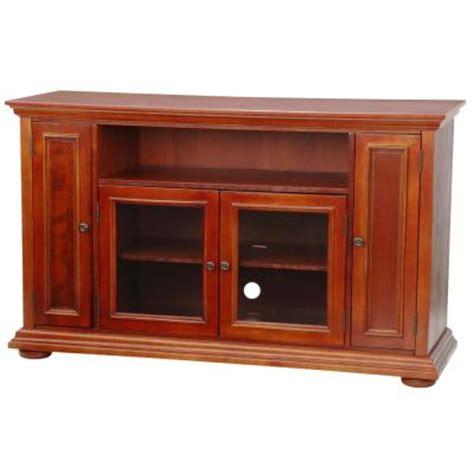 Oak Tv Credenza home styles homestead distressed warm oak tv credenza 5527 10 the home depot