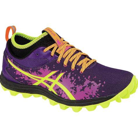 asics trail running shoe asics gel fujirunnegade trail running shoe s