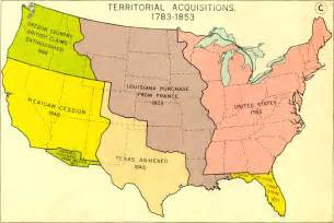 united states territorial growth map louisiana purchase sheep