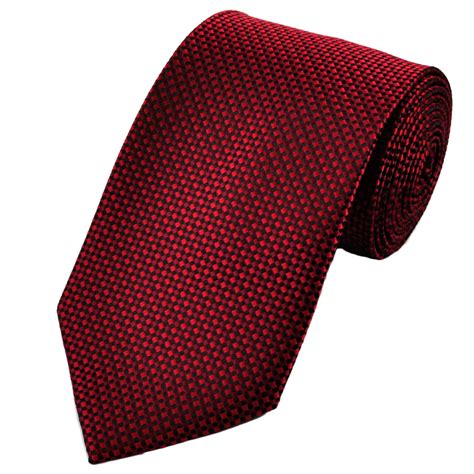 burgundy black micro woven checked patterned s