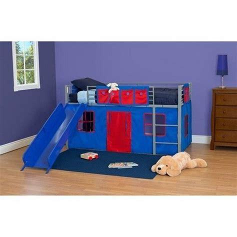 boys twin loft bed with slide boys bunk bed slide twin loft child children room ladder