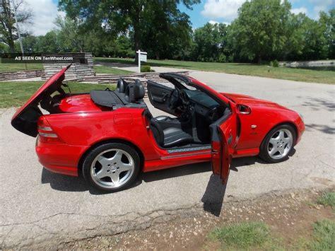 1999 Mercedes Slk230 by 1999 Mercedes Slk 230 Kompressor