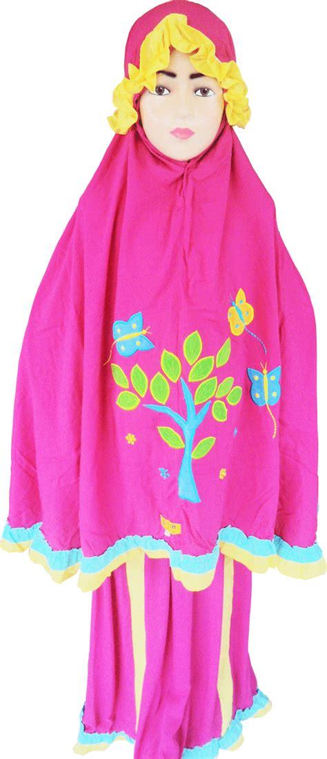 Dasi Kupu Kupu Pink Fanta produsen sajadah anak mukena anak cantik dan sarung anak