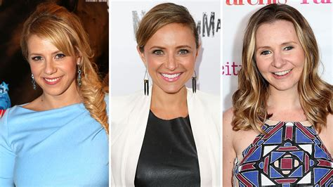 how old is steve from full house jodie sweetin christine lakin beverley mitchell to star