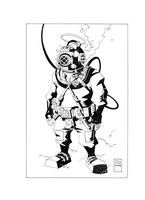 17+ images about Deep Sea Divers on Pinterest | Fight