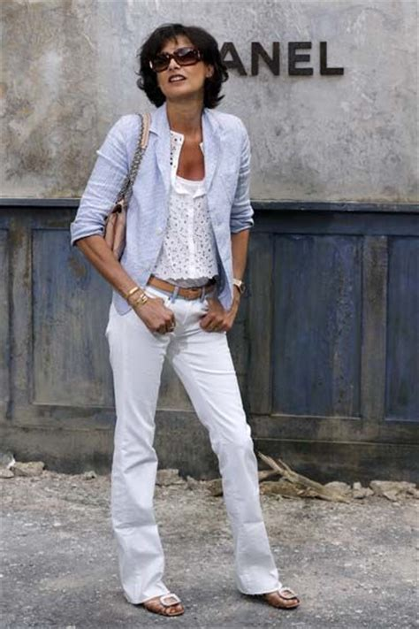 french style for matyre women 214 best images about style ines de la fressange on