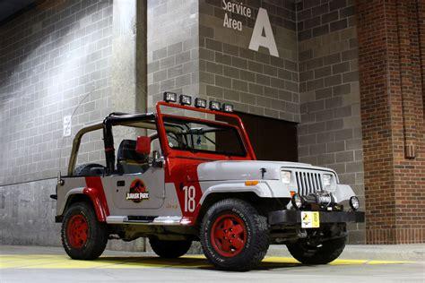 Jurassic Park 1 Jeep Jurassic Park Jeep Search Trucks