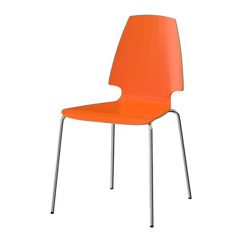 ikea orange armchair vilmar chair ikea