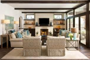 Family Room Furniture 32 Spectacular Living Room Designs With Exposed Beams