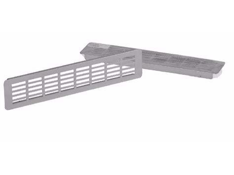 camini rettangolari griglia di ventilazione rettangolare in alluminio griglia