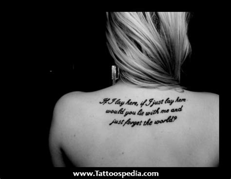 two word quotes for tattoos two word quotes for tattoos quotesgram