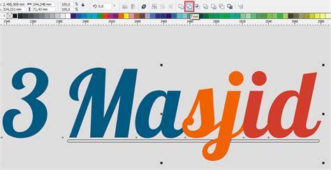 tutorial corel draw x4 membuat poster membuat desain poster keren dengan coreldraw x4 kumpulan