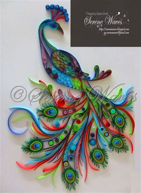 procedure quilling parrot branka mileti all about 481 best images about quilling birds on pinterest