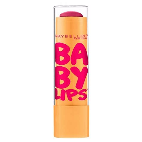 Maybelline Baby Color Cherry maybelline baby cherry me