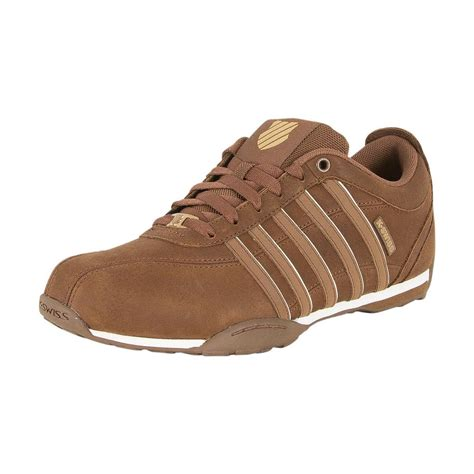 k swiss s arvee 1 5 trainers brown s shoes