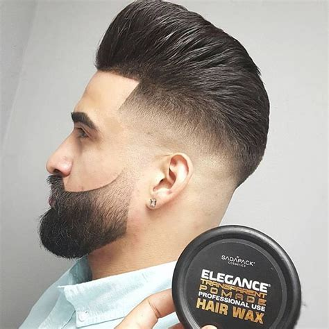 best pomade or wax for combover pomade after hair cut elegance studio barbershop l a