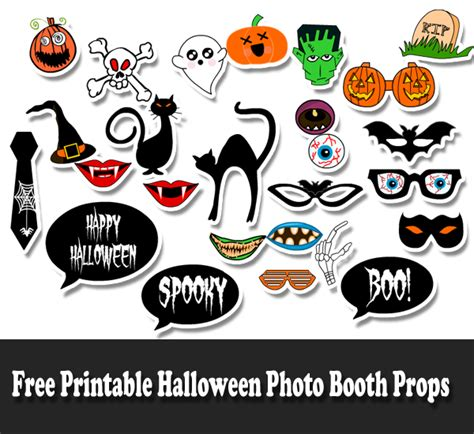 printable photo booth props for halloween free printable halloween photo booth props