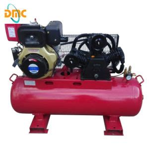 10 cfm portable air compressor china 10hp 50cfm diesel engine portable air compressor eb