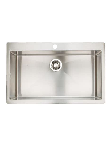 extra large kitchen sinks sinks no drainer inset east coast kitchens