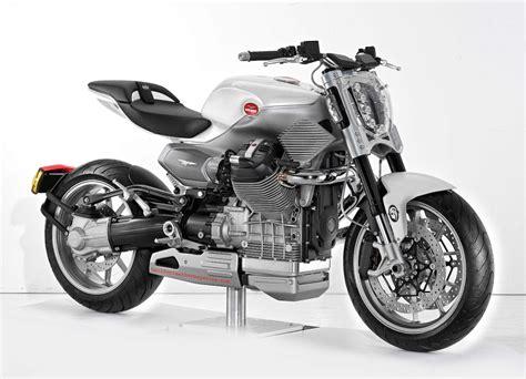actualidad automotriz moto guzzi  strada concepto