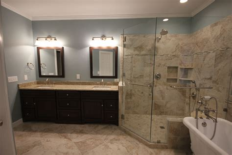 bathroom remodel raleigh nc bathroom remodeling raleigh dark cabinets bathroom
