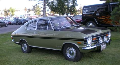 opal car 1970s buick opal kadet gt auto buick