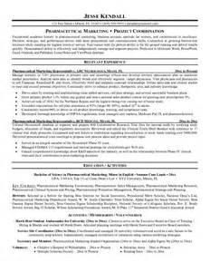 Advertising Representative Sle Resume by Exle Pharmaceutical Marketing Representative Resume Free Sle