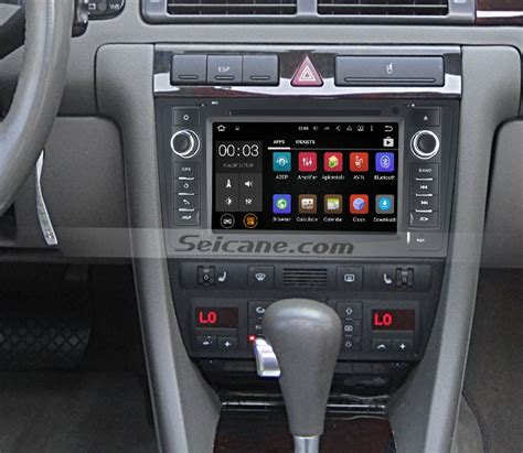 Audi A6 Navigation System by How To Upgrade A 1997 2004 Audi A6 S6 Rs6 Gps Car