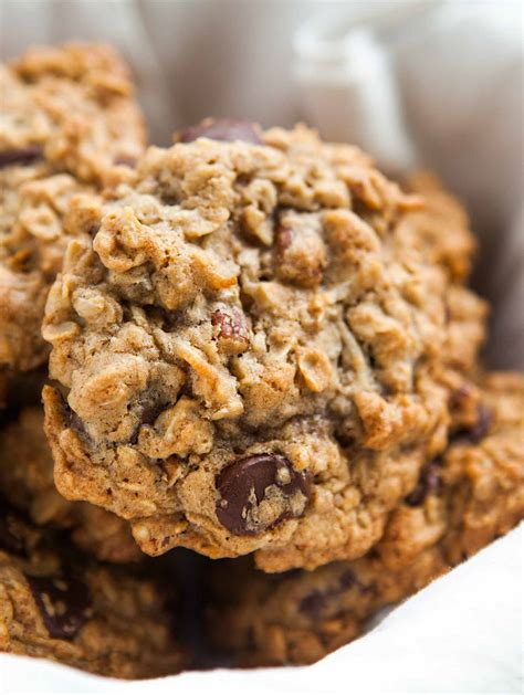 Cokies Coklat Oatmeal Chocolate Chip Cookies Recipe Simplyrecipes