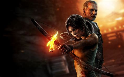 wallpapers hd gamers 2013 tomb raider 2013 hd games wallpapers ps3 games