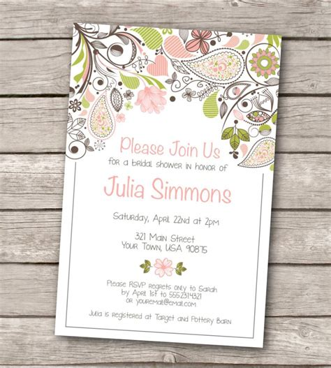 Free Wedding Invitations Printable Cards by Free Printable Wedding Invitations Wedding Invitation