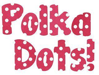 printable bubble letters for bulletin boards polka dot bubble letter freebie and flash sale christi fultz