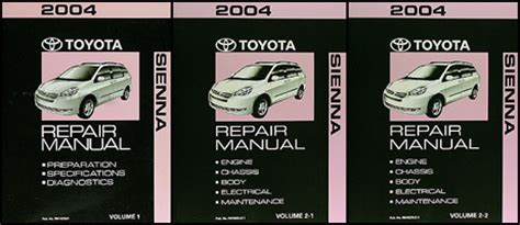 auto body repair training 2004 toyota sienna transmission control 2004 toyota sienna wiring diagram manual original