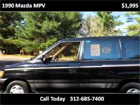 online auto repair manual 1990 mazda mpv free book repair manuals 1990 mazda mpv problems online manuals and repair information